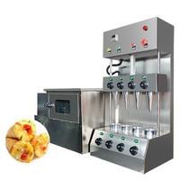 BEIJAMEI Pizza Cone Equipment Commercial Industrial Pizza Cone Maker/Making Machine Corn Pizza Maker and Pizza Oven Machine