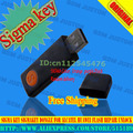 100% original new Sigma Key Sigmakey Specially Flash/Unlock/Repair Tool +free shipping by DHL OR EMS