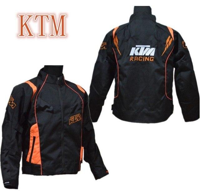 Ktm Motorcycle Coupling Summer Men Wear Clothes Walking Transpirable