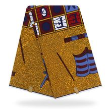 Nigerian Real Wax ,Dutch Wax Prints, wax prints fabric 6yards free shipping YBGHL-368 prints