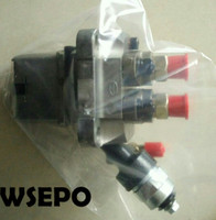 OEM Quality! Electric Fuel Injection Pump with Solenoid for 2V86F 836CC 20HP 12KW V Twin Cylinder Air Cooled Diesel Engine