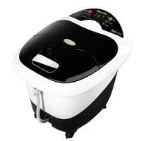 Intelligent Foot Tub Fully Automatic Foot Massage Heating Electric Deep Foot Bath Device Constant Temperature Foot