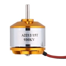 Best Selling A2212 Kv93 Brushless Motor For Rc Multirotor Aircraft Model Airplane Hobby New