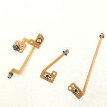 10 ADET Şerit Flex Kablo L/ZR/ZL Düğme Anahtarı Tamir Takımları Nintendo Anahtarı Denetleyicisi için