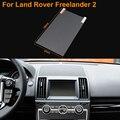 Estilo do carro 7 polegada película protetora de aço tela de navegação GPS para Land Rover Freelander 2 controle de tela LCD etiqueta do carro
