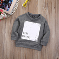 2016 New Children Fashion Hoodies Boys Warm Sweatshirts Girls Cute Sweater Kids Fashion Top Clothes