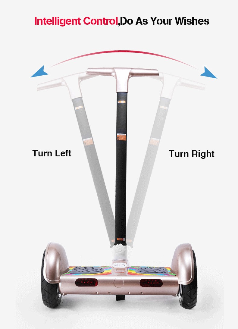 Balance Scooter 10 inch Self balancing Scooter Hoverboard with samsung battery