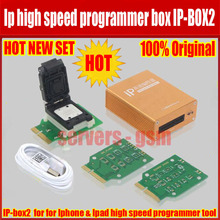 2016 Newest The hot  Original Ip high speed programmer box IP BOX 3 for for Iphone &Ipad free shipping