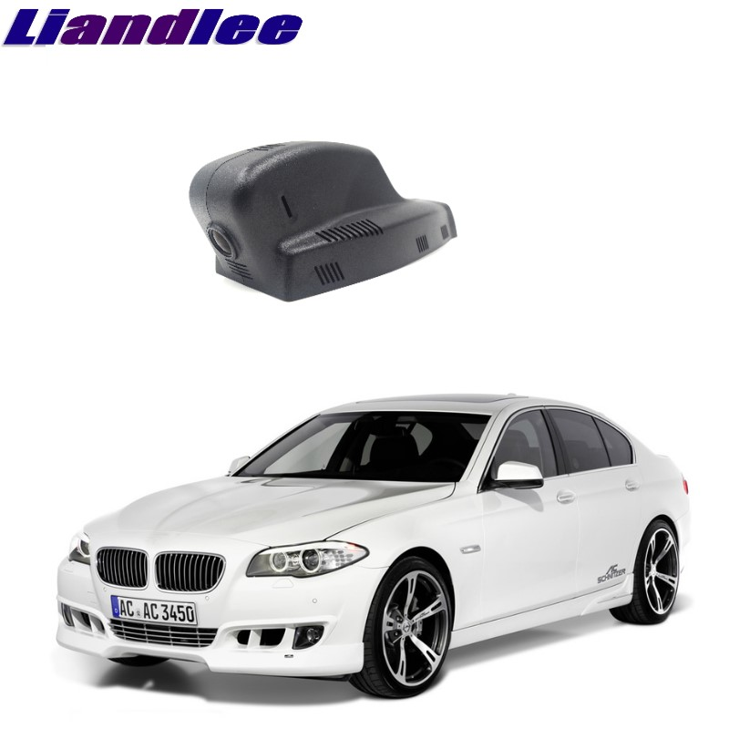 Liandlee For BMW 5 E28 E34 E39 1981~2004 Car Black Box WiFi DVR Dash Camera Driving Video Recorder