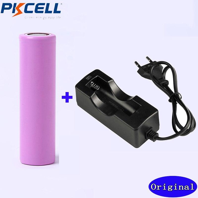 1ピース18650バッテリー3 7ボルト2600 mah充電式リチウムイオン