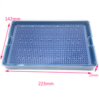 Beauty Health Tools Ophthalmic Microsurgery Instruments Silicone Disinfection Box Ophthalmic Microsurgery InstrumenEyelid Tools