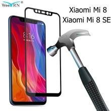 2.5D Xiaomi Mi8 Glass Film 9H Hardness Tempered for Mi 8 mi8 Screen Protector SE