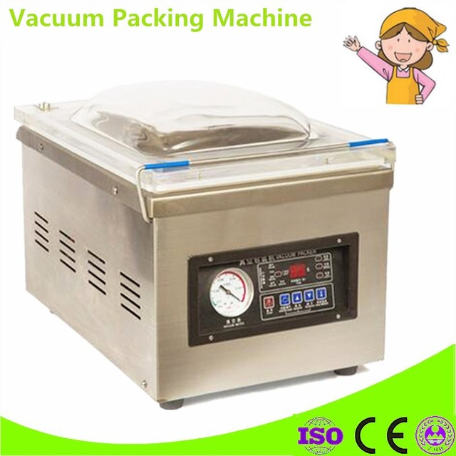 ef753ef14ee Vacuum Sealer Vacuum Packing Machine 220V Household Sous Vide Food Sealer  Automatic Sealing Machine Packages For Meat Nut