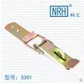 Nrh5301 caja de madera hebilla de la cerradura de bloqueo cerradura de la caja de hardware de fijación industrial material de hierro chapado de zinc de color