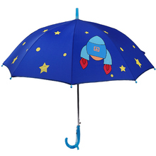 Children Umbrella Colorful Light Cartoon 4 colors