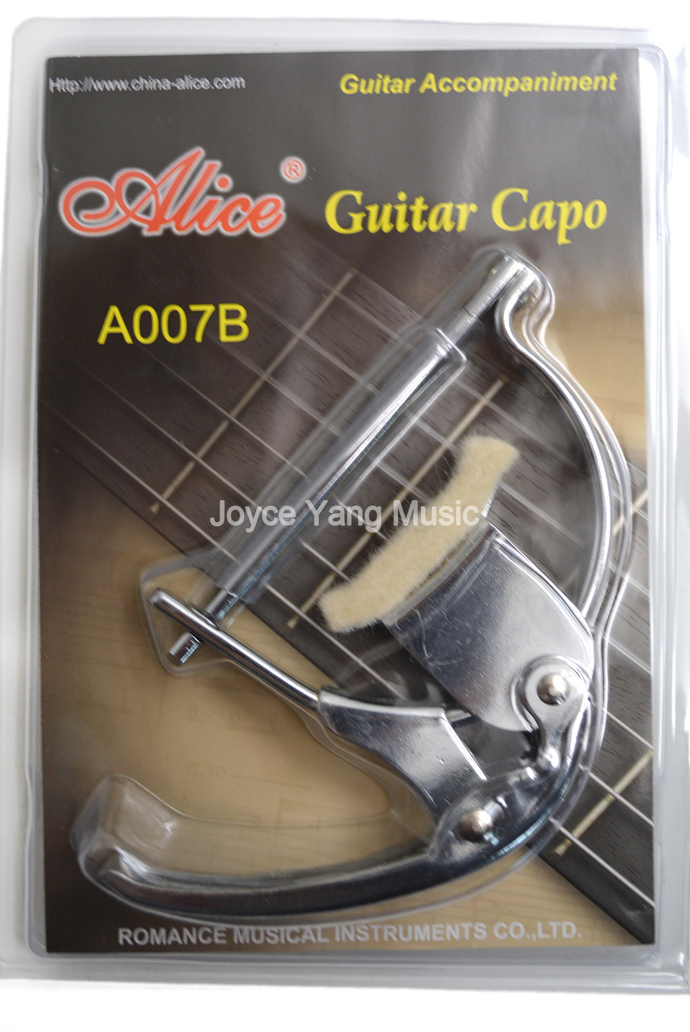 Guitar Capo Glider Parts Metal Rolling Guitar Capo Wood Electric Guitar  Personality Sliding Tuning Capos N02