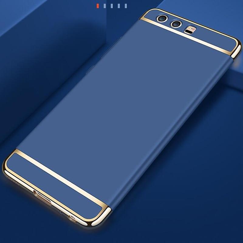 KOOSUK Bakomslag För Huawei P10 Lite Guldpläterad 3 i 1 - Reservdelar och tillbehör för mobiltelefoner - Foto 6