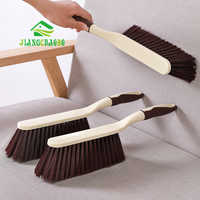 Household Plastic Brush Dust-removing Bed Brush Cleaning Brush Bed Broom Long Handle Anti-static Soft Brush