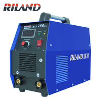 RILAND 220 В ARC IGBT сварочный инвертор 20 190 В однофазный сварки сварочные аппараты MMA ZX7 250 т сварщик оборудования IP21