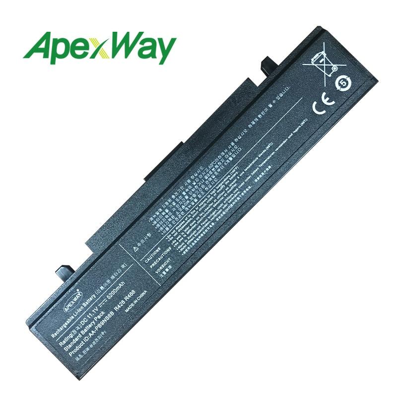 Apexway 11.1V RV520-batteri för Samsung AA-PB9NC6B AA-PB9NC5B - Laptop-tillbehör - Foto 2