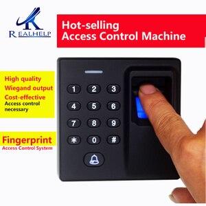 Image 2 - 高品質ドアオープン指紋アクセス制御システム指紋マシンミニ fp アクセス制御ウィーガンド出力