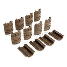 Gohantee 12 шт набор протекторов на песочную и виверную рейку