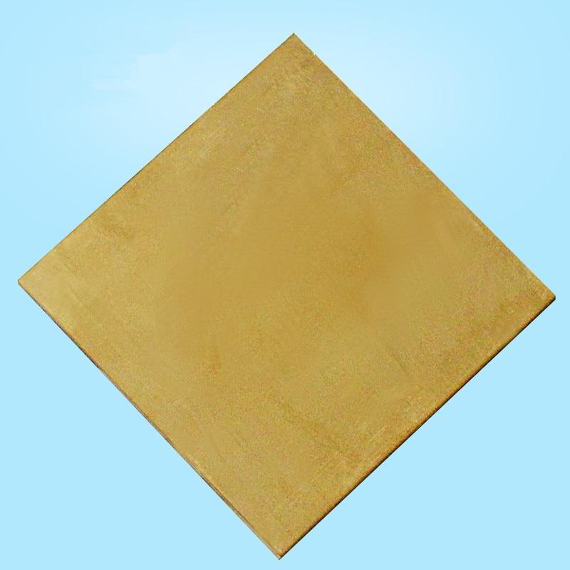 где купить 1PCS CP010 Ultra-Thin Brass Sheet 200mm*200mm*1mm H62 Brass Plate Free Shipping Sell at a Loss Plate Brass по лучшей цене
