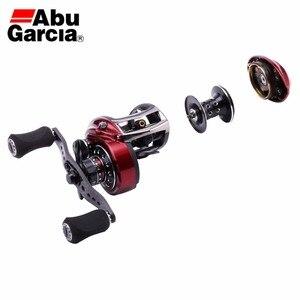 Image 5 - Abu Garcia Brand REVO ROCKET III Baitcasting Fishing Reel 10+1BB 9.0:1 9KG Low Profile Carbon Matrix Drag System Fishing Reel