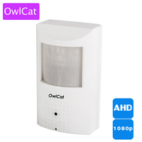 OwlCat CCTV Video Surveillance Security AHD Camera Full HD 1080P 2.0mp 850nm 940nm Infrared IR Night Indoor AHD H 2.8mm 3.6mm