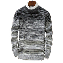 Mens Sweaters Wool Pullover Men Brand Clothing Casual O -Neck Sweater Men Dot Pattern Long Sleeve Cotton Shirt Male M -2xl носки norfin wool long р m 39 41 303803 m