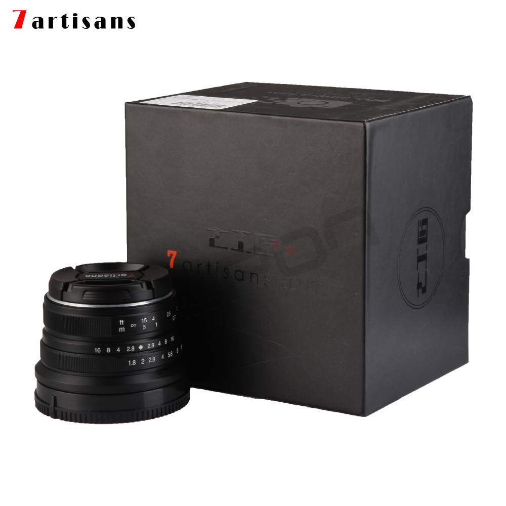 7artisans 25mm / F1.8 Prime Lens to All Single Series for Sony E Mount /Canon EOS-M Mount/Fuji FX Mount /M43 Panasonic Olympus steven rice m 1 001 series 7 exam practice questions for dummies