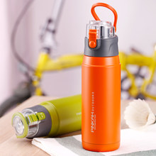 PINKAH 650ML Thermo Mug Stainless Steel Vacuum Flasks Sport Insulation Cup Outdoor Water bottles thermos(China)