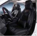 Buena calidad! asiento de seguridad especial cubre para Nuevo Honda Civic Sedan 2016 transpirable cómodo durable asiento cubre, Envío libre
