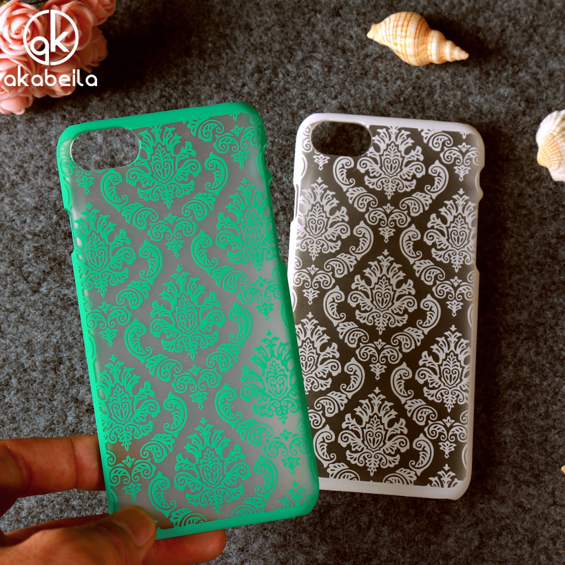 AKABEILA Mobile Phone Cases For Apple iPhone 7 7G Plus