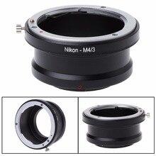 Ootdty anel adaptador para lente de câmera, anel adaptador AI M4/3 para nikon f ai af para micro 4/3 olympus panasonic dropshipping