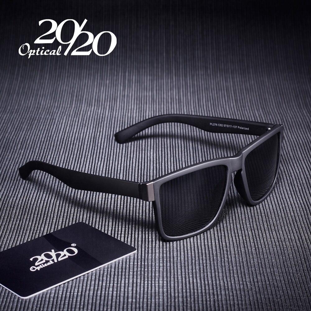 Classici Occhiali Da Sole Polarizzati Occhiali di Guida Rivestimento Telaio Nero Pesca Driving Occhiali Maschio Occhiali Da Sole Oculos PL278