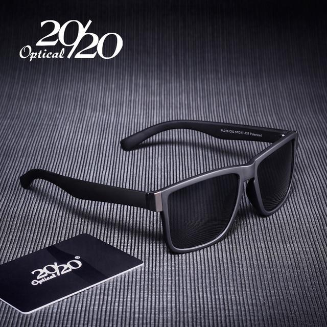 Classique lunettes de Soleil Polarisées Hommes Lunettes de Conduite  Revêtement Noir Cadre De Pêche Conduite Lunettes c13ed336a28c