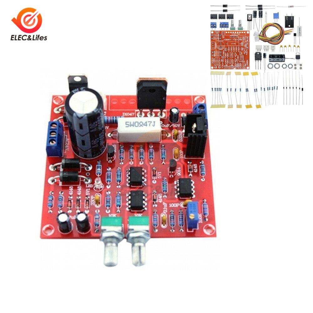 206.57руб. 19% СКИДКА|Красный 0 30 в 2mA 3A DC регулятор напряжения модуль питания постоянно регулируемый ток модуль питания PCB DIY Электронный комплект|Регуляторы напряж./стабилизаторы| |  - AliExpress