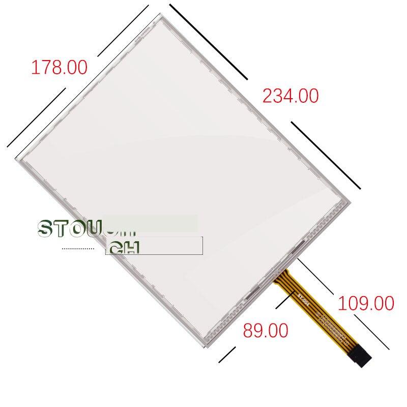 все цены на  178*234 10.4 inch five line industrial class touch screen computer display industrial control equipment handwriting  STW-104008  онлайн