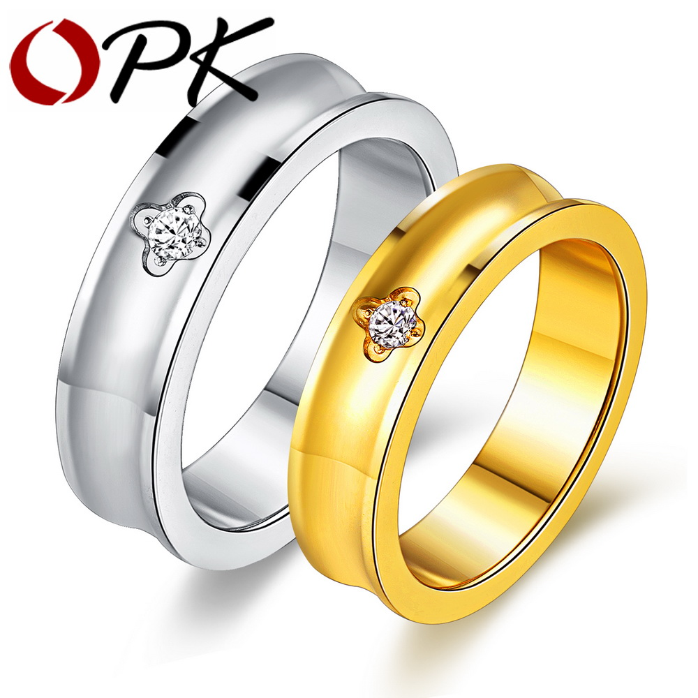 wedding matching wedding bands Matching gold wedding bands with white gold polished raised center