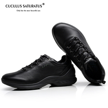 Genuine Leather Shoes Men Brand Footwear Non-slip Thick Sole Fashion Men's Casual Shoes Male High Quality Cowhide Loafers 837514