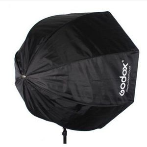 "Image 4 - Godox Octagon Softbox 80cm/31.5"" Inch Umbrella Reflector for Flash Speedlight"