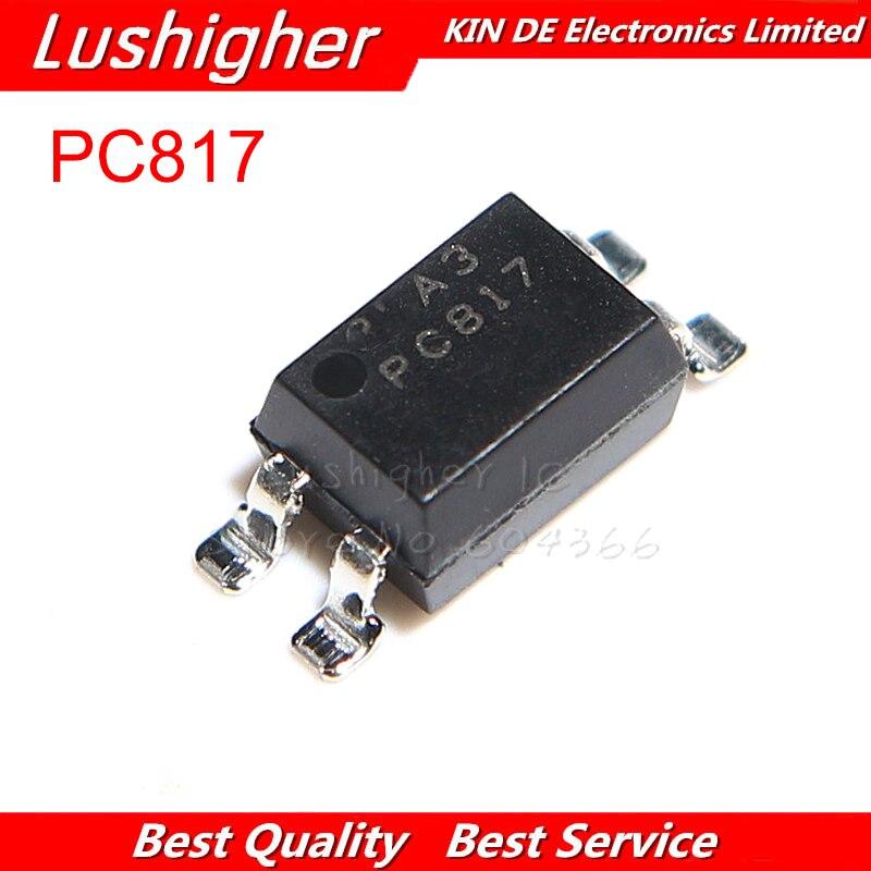 20PCS PC817C SOP4 PC817-C SOP PC817 C SMD new and original IC free shipping20PCS PC817C SOP4 PC817-C SOP PC817 C SMD new and original IC free shipping