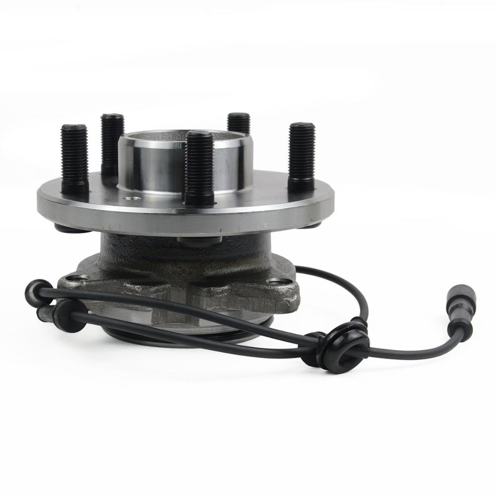 TAY100060 Land Rover Discovery 2 Front Wheel Bearing Hub Kit ABS Sensor /& Nut
