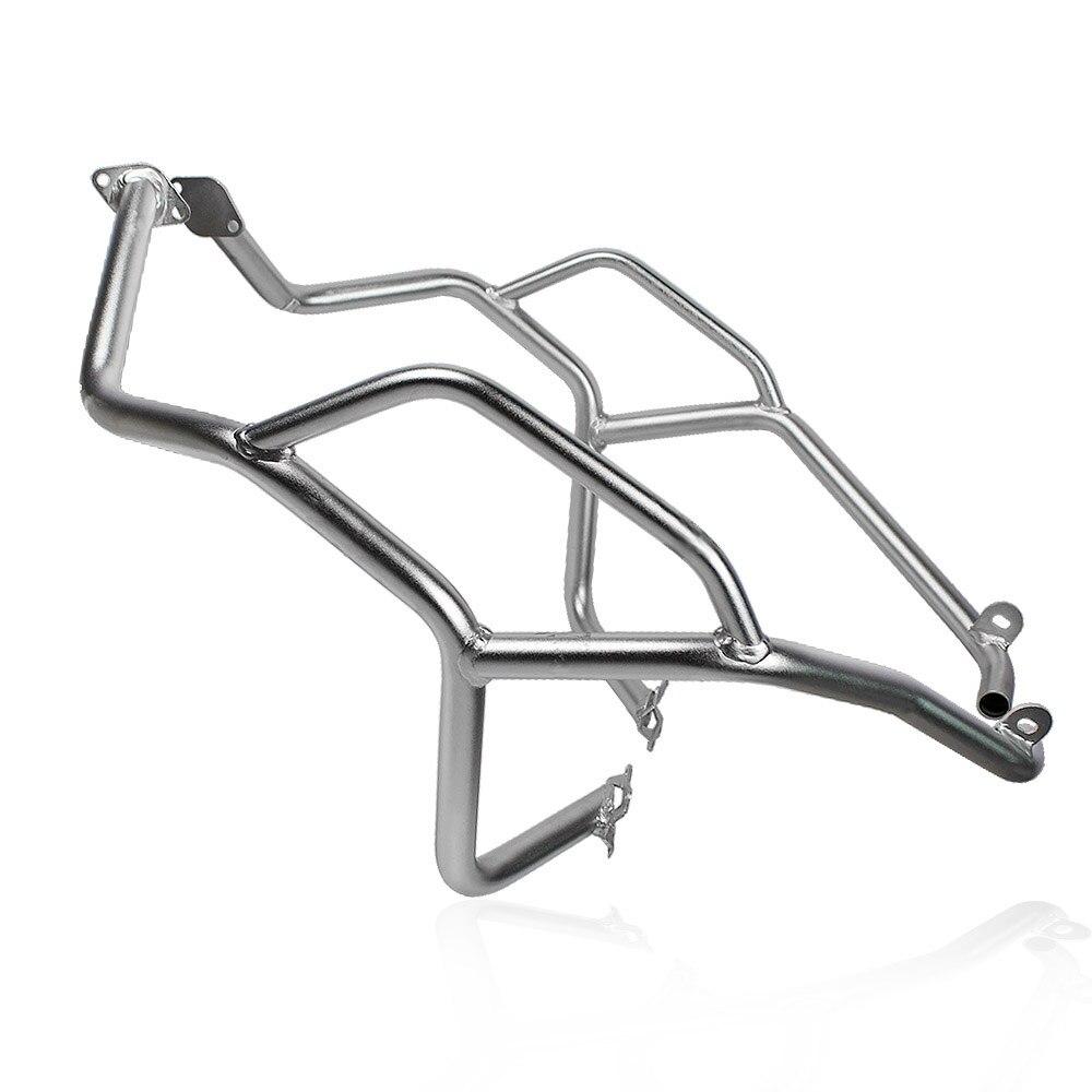 Quadro superior Do Motor Bar Acidente Segurança Guarda Proteção Protetor Bumpers para 2013-2017 BMW F800GS F700GS F800 F700 GS