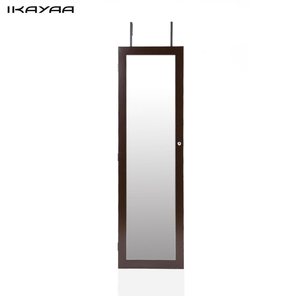 IKayaa NOUS Stock Mode Miroir Suspendu Sur la Porte Armoire ...