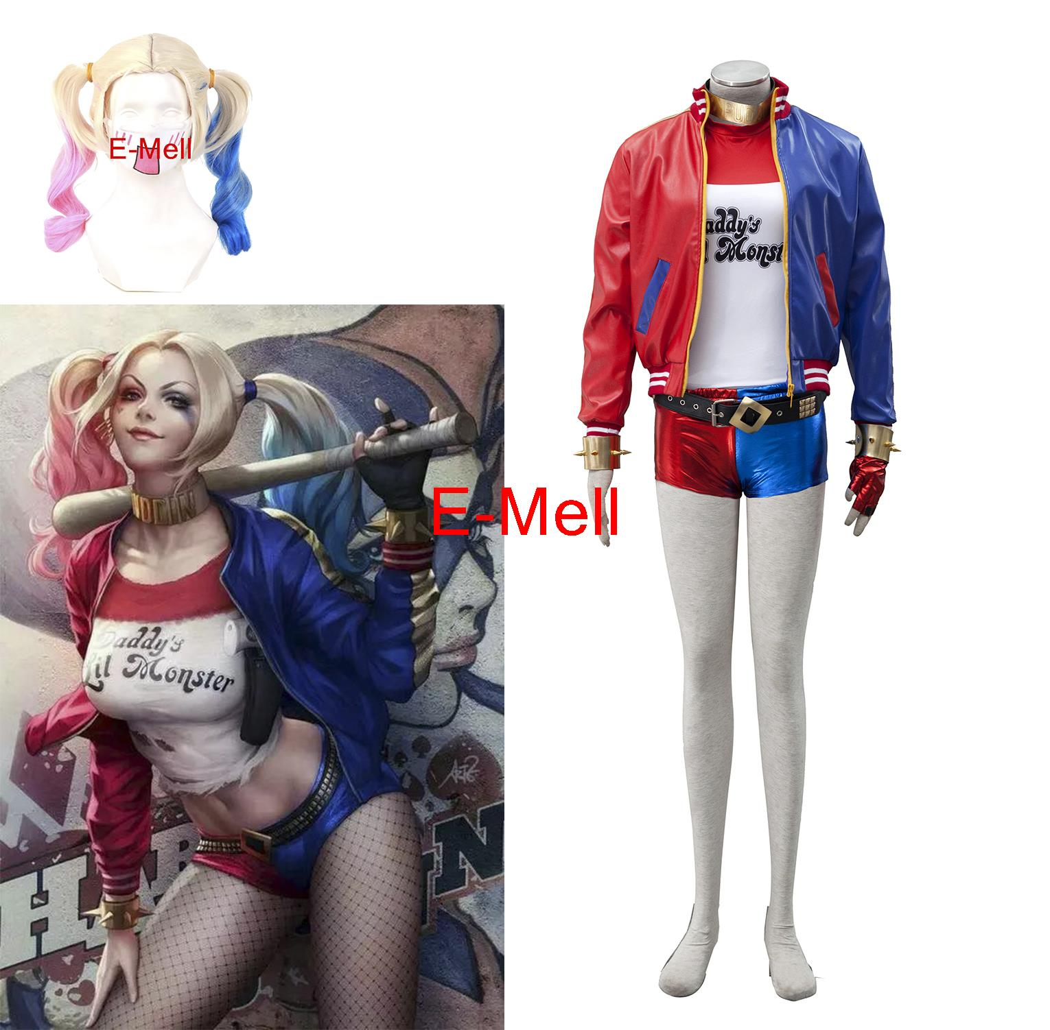Compare Prices on Harley Quinn Costume- Online Shopping/Buy Low ...