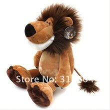 90cm The jungle series Africa lion plush toy soft stuffed toy Christmas gift Whole Sale And Retails