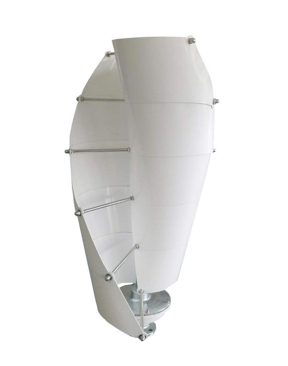 Kit de générateur d'éolienne verticale tumo-int 300 W avec contrôleur de Charge (12 V/24 V)