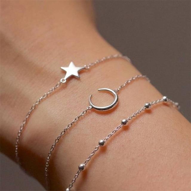 3 Pcs/ Set Women Bracelet...